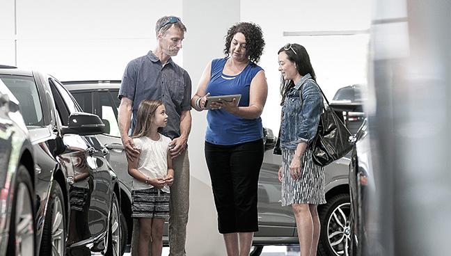 car buyers negotiating