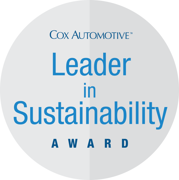 Cox Automotive Award Leadership In Sustainability