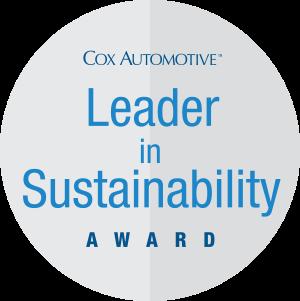 Cox Automotive Award Leadership In Sustainability