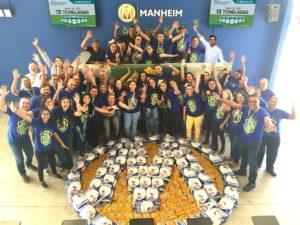 Manheim Brazil - Drive Away Hunger