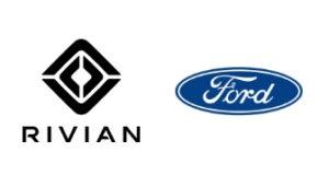 Rivian ford logos