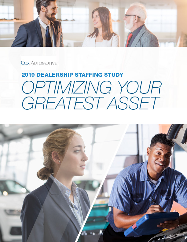 2019 dealership staffing study final