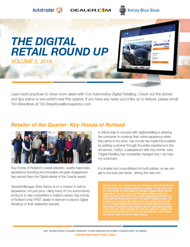 The digital retail round up issue 2 1