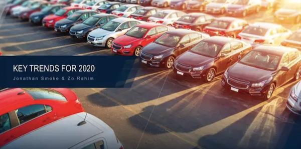 Key industry trends 2020