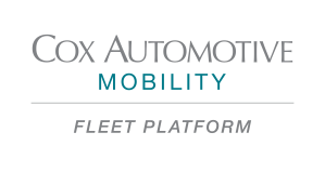 Cam fleet platform logo one color stacked