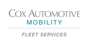 Cam fleet services logo one color stacked